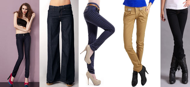 Модные женские брюки - 2015. . На фото: Christian Dior, Ralph Lauren, Christian Dior