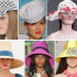 Модные головные уборы лета 2014